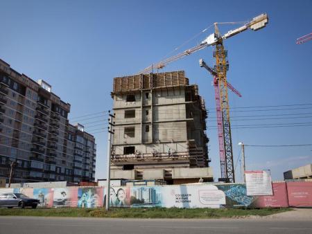 Отчет о строительстве Neo квартал «Красная площадь», август, 2018г.