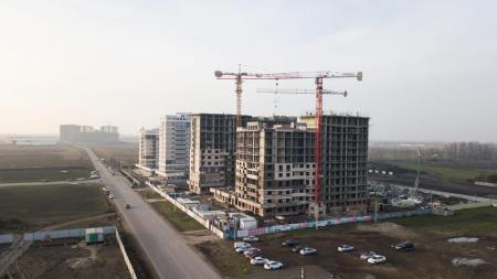 Отчет о строительстве Neo квартал «Красная площадь», ноябрь, 2018г.