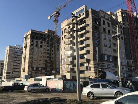 Отчет о строительстве Neo квартал «Красная площадь», февраль, 2019г.