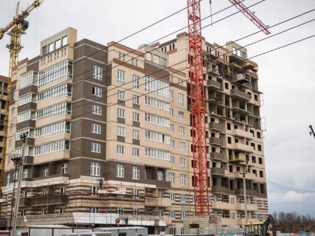 Отчет о строительстве Neo квартал «Красная площадь», март, 2019г.