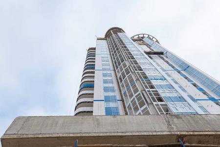 Отчет о строительстве ЖК «Краснодар сити», январь, 2019г.