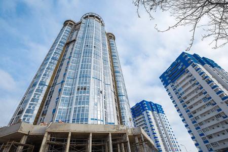 Отчет о строительстве ЖК «Краснодар сити», март, 2019г.